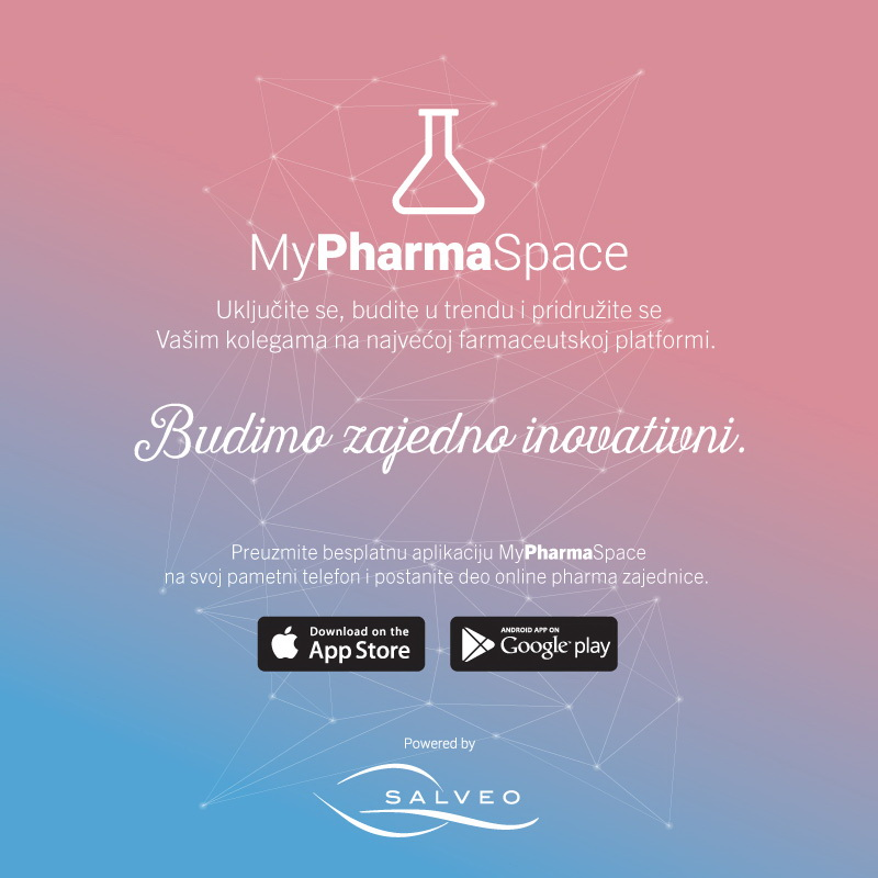 MyPharmaSpace®– digitalno doba farmaceutske industrije